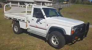 1996 Nissan Patrol Ute Coil Cab GQ 4.2lt Southside Gympie Area Preview