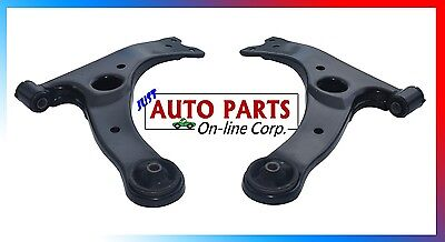 - 2 LOWER CONTROL ARMS RIGHT & LEFT for TOYOTA COROLLA MATRIX 2003 04 05 06 07 08