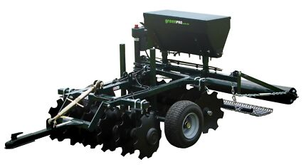 EX-DEMO GreenPro 5-in-1 Seeder & Cultivator 1200 Warana Maroochydore Area Preview