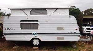 Jayco Starcraft Pop Top Caravan ready to go excellent condition Modbury Tea Tree Gully Area Preview