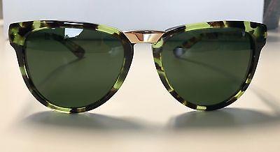 Original Dolce & Gabbana DG 4257-297071 Sonnenbrille Cube Green grün gold