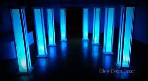 LED Pillars/Columns for Hire Woodcroft Morphett Vale Area Preview