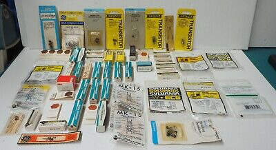 3 Vintage Lots Transistors Semiconductors 4 Pounds 1400 Some Nos