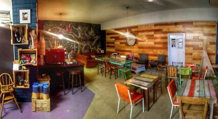 Cafe and Yoga Studio - BARGAIN
