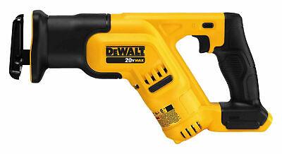 dcs387b 20v max cordless compact reciprocating saw