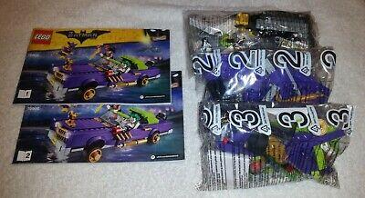 LEGO Set 70906 -  The Lego Batman Movie - The Joker Notorious Lowrider