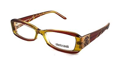 Roberto Cavalli Ino RC 261 Q83 eyewear frame glasses transparent brown  for sale  Brooklyn