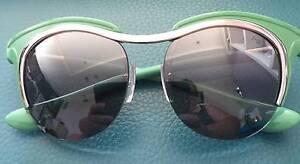 Pale green Prada sunglasses Franklin Gungahlin Area Preview
