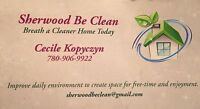 Sherwood Be Clean | Personal Cleaning Service | Seeking Clients