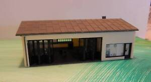 Model Train Building Nowra Nowra-Bomaderry Preview