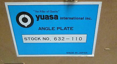 Yuasa 632-110 Angle Plate