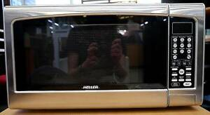 New Kitchen Steel Heller Microwave Oven + Grill 30LTR 900W Melbourne CBD Melbourne City Preview