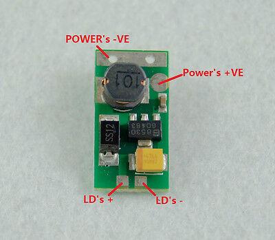 405nm Violet Laser Diode Driver For 20mw-250mw3v-5.5v Cc Circuit