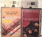 Beatles Cassette Lot