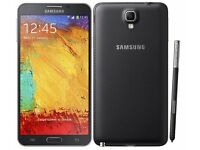 SAMSUNG GALAXY NOTE 3 BLACK 32GB SM-N900T 4G LTE (UNLOCKED)
