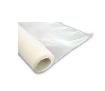 3yard 120 Mesh Screen Printing Fabric For Silk Screen Printing 50width White
