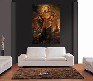 VIGO THE CARPATHIAN GHOSTBUSTERS Giant Wall Art Print Picture Poster