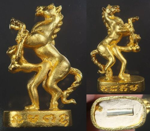 Couple Charm Ma Sep Nang Thai Amulet Talisman Strong Love Money Business Fortune