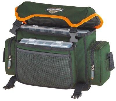 Cormoran Kunstködertasche Modell 5002 - Tasche mit Boxen - Angeltasche (Boxen-tasche)