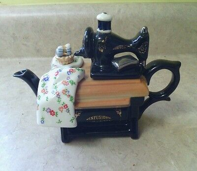 CARDEW TEAPOT INFUSION MINI SEWING MAÇHINE