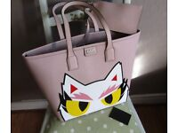 Official Karl Lagerfeld Paris Choupette Cat Maybelle Leather Bag brand new