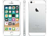 APPLE iPHONE SE UNLOCKED 32GB SILVER