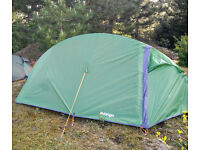 Vango Blade 200, used once, perfect condition, £75