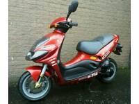 Suzuki zillion 50cc