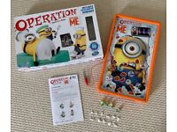 OPERATION GAME DESPICABLE ME