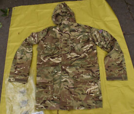 NEW - Genuine Issue PCS GEN2 MTP Multi Terrain Pattern Windproof Smock - Large