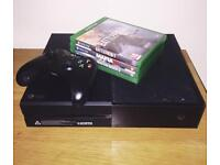 Xbox One 500GB + 4 Games + 1 Controller