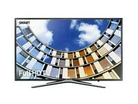 "Samsung Ue32m5500 32"" Smart UHD TV."