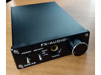 FX-Audio DAC-X6 (DAC + Headphone Amplifier) Optical /USB/ Coaxial 24bit / 192kHz