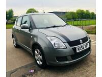 ★🔥PX TO CLEAR🔥★2008 SUZUKI SWIFT 1.3 GL PETROL MANUAL 5 DOOR★MOT NOV 2018★CAT-D #KWIKIAUTOS