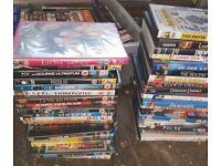 Blu-Ray & DVD Job Lot