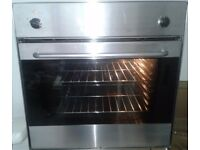 Hygena Integrated Oven and Hob 60cm ~ Delivery Possible