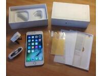 iPhone 6 Plus - 16gb. white/gold. VODAFONE