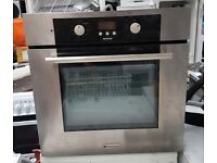 6 MONTHS WARRANTY Hotpoint built in electric oven