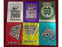 Guiness World Record Books £30