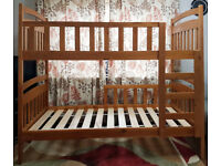 Bunk Bed for £50 + a chest of drawer (free)