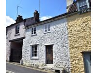 Characterful Cottage, Westbury-on-Trym. Living room, kitchen, bathroom, bedroom, shared courtyard.