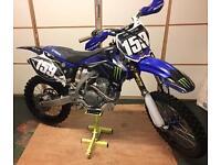 Yamaha yzf 250 2010