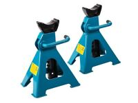 Silverline 3 Tonne Axle Stands - Set of 2