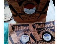 Records classical and 78s