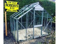 8 x 6ft Greenhouse