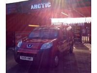PEUGEOT BIPPER SWB!! **ARCTIC COMMERCIALS**