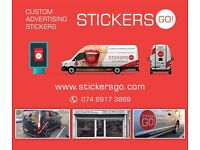 VAN/CAR LETTERING BRISTOL - AUTO DESIGNS - VEHICLE SIGN - FROM DESIGN TO APPLY - STICKERSGO COM