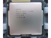 Intel Core i7 2600k 3.4ghz Processor Gaming PC Personal