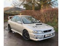 1999 Subaru Impreza WRX STI Version 5 JDM Import, 71k miles full MOT, Recent major service