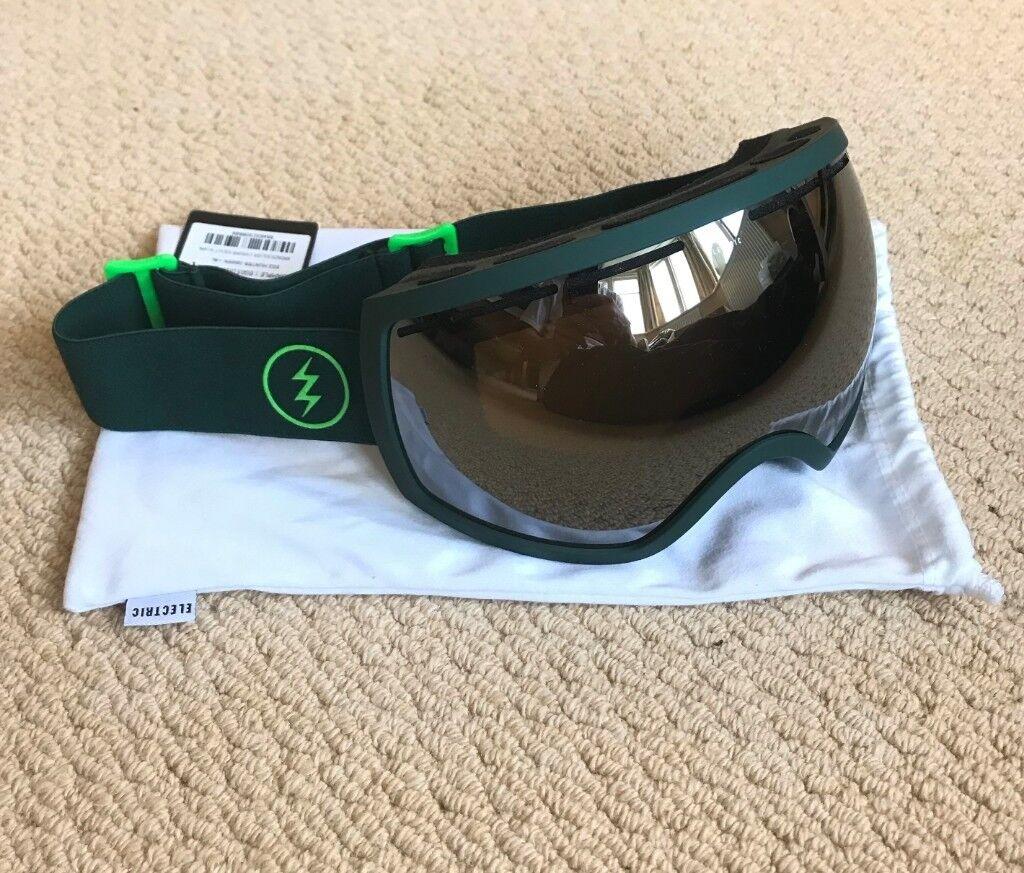 af36144f906f Electric EG2 Ski Snowboard Goggles. Southampton